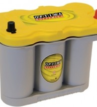 Optima D27F battery