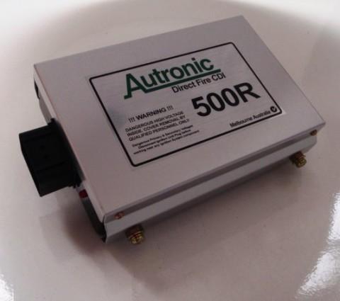 Autronic 500R CDI ignition unit