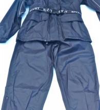 Rivet Waterproof Rain-suit (Jacket and Pants Incl.)