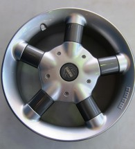 Momo Alloy Wheel 16x7.5 Five stud 112PCD 35offset VW/Audi Mercedes