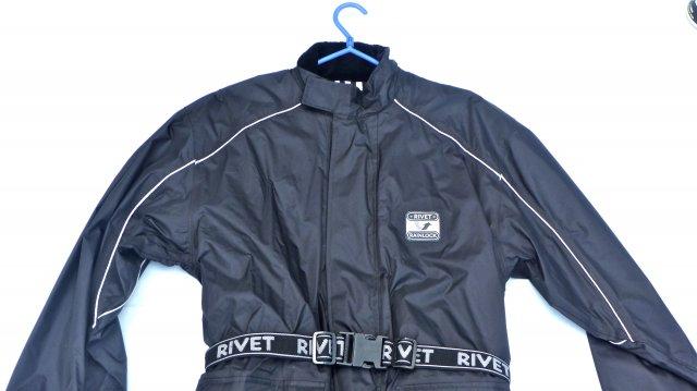 97338ea0d24d ... Rivet Waterproof Rain-suit (Jacket and Pants Incl.)