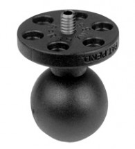 "RAM 1"" Diameter Ball with 1/4-20 Stud for Cameras, Video & Camcorders RAP-B-366U"