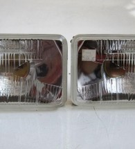 Marchal High Beam Insert 165 x 100 ( Pair )